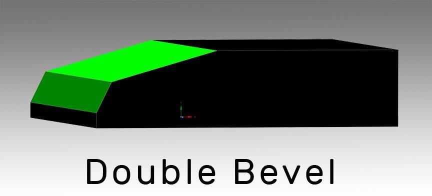 Double Bevel