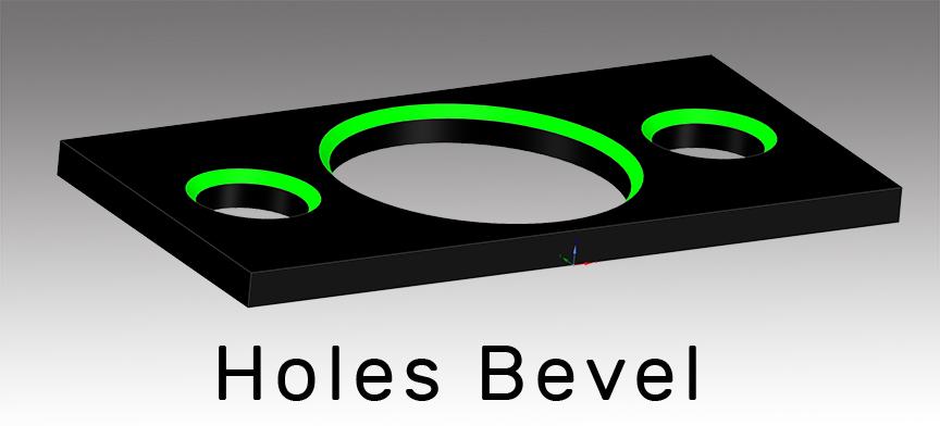 Holes Bevel